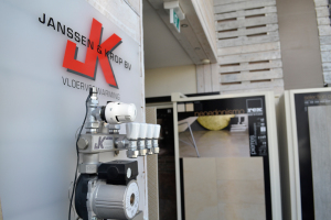 Wij werken samen met JK-vloerverwarmingen.